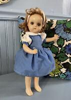 "Vintage Madame Alexander Jeannie Walker 14"" Composition Doll Pat No 2171281"