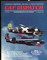 CAF Dispatch Magazine July-August 1982 CG-4 Glider EX No ML 122916jhe
