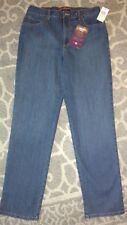 New Gloria Vanderbilt Amanda Womens Stretch Classic Fit Jeans Size 10 Medium