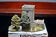 Lilliput Lane Thoor Ballylee Irish Collection Vintage 1989 with box, deed