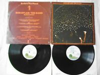 BOB DYLAN / THE BAND - BEFORE THE FLOOD DLP  ~ 1974 UK  PINK ISLAND~ VG / VG