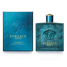 Versace Eros 6.7oz 200ml Eau de Toilette Spray For Men