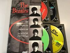 THE BEATLES DVD COLLECTION! APPLE OFFICIAL OOP 4 DVDS MAKING OF HARD DAY'S HELP