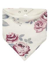 Gerber Modern Moments Baby Girl's 2 Pack Flower Handkerchief Bibs New