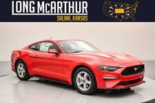 2020 Ford Mustang EcoBoost Coupe Manual Race Red MSRP $27865