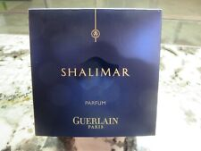 GUERLAIN SHALIMAR PURE PARFUM 1 FL OZ  NEW IN THE BOX. FANTASTIC  PRICE