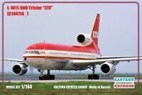 EASTERN EXPRESS 144114_1 - Airliner L-1011-500 Tristar LTU /Modellbausatz 1:144