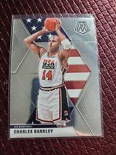 New Listing2019-20 Panini Mosaic Basketball Charles Barkley Usa