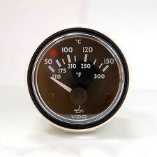 VDO Ocean Line Engine oil temperature gauge N02 321 615