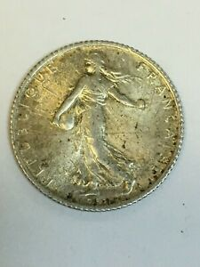 French 1915 1 Franc