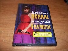 Comedy Central Presents Kristen Schaal: Live at the Fillmore (DVD, 2013) NEW