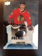 2016-17 UD Ice Hockey Rookie Ice Premiers #130 Gustav Forsling /1299
