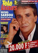 Mag raro 1990: MICHEL SARDOU_BRIGITTE BARDOT_Kim BASINGER_Whitney HOUSTON