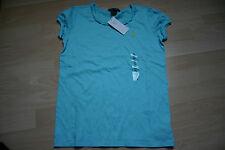 NEU  Original Ralph Lauren  ~  Shirt  ~ türkis  ~  Gr. ca. 152/158/164 / XL (16)