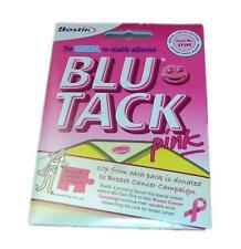 Blu Tac... PINK........... Re-Usable & Adhesive Blutac Blutak Tack Bluetack new