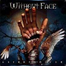 """Without Face """"Astronomicon"""" CD - NEW To-mera"""