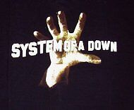 SYSTEM OF A DOWN : T-SHIRT First Album - NEUF tee