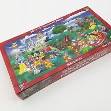"Walt Disney World Sealed 500 Piece Panorama Puzzle 30""x15"""