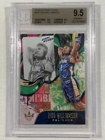 HOT!! 2019-20 Court Kings Zion Williamson RC #105 - SP - BGS9.5  Low Pop HOT!!