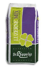 St. Hippolyt Luzerne Mix 18 kg - Luzerne, Klee und grüner Hafer, Raufutter
