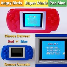 Handheld game with 268 built in games super  Mario Bro to Angry birds free post