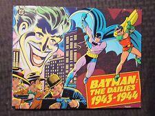 1990 BATMAN The Dailies 1943-1944 SC NM 9.4 1st Kitchen Sink