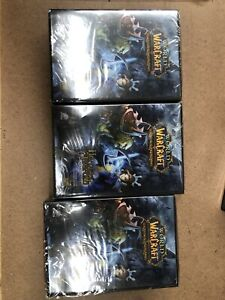 World of Warcraft TCG Heroes of Azeroth Starter Deck Factory Sealed NEW 3A13 *3