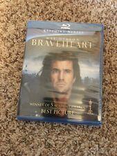 Braveheart (Blu-Ray) New Sealed Sapphire Series