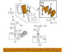PORSCHE OEM 08-10 Cayenne-Air Filter Left 95511002155