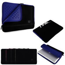 """SumacLife Shock Proof Laptop Sleeve Case Bag For 13.3"""" Dell Inspiron 13 / Xps 13"""