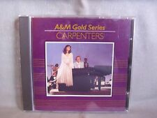 Carpenters- A&M Gold Series- Made in Germany 1991