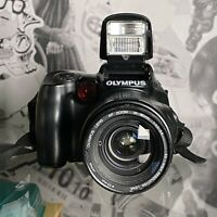 Olympus IS-3000 35mm film camera 35-180mm lens tested Fast! Reliable! Lomo Retro