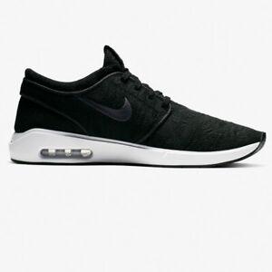 Nike SB Air Max Janoski 2 Skateboard Schuhe Herren Sneaker schwarz Gr. 41