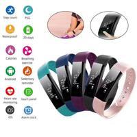 Sport Smart Watch Bracelet Wrist Band Fitness Heart Rate Monitor Calorie Tracker