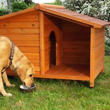 Cuccia veranda in legno per cane Large + omaggio regalo
