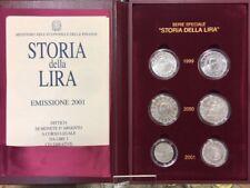 *161* REPUBBLICA ITALIANA - SERIE SPECIALE STORIA DELLA LIRA FDC