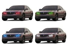 for Lincoln LS 00-02 RGB Multi Color LED Halo kit for Headlights