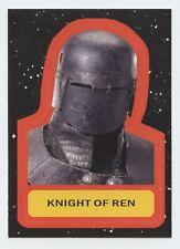 Star Wars Journey Rise of Skywalker sticker card - CS-16 Knight of Ren