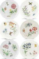 Lenox Butterfly Meadow Dinner Plates Six Different Designs Dinnerware #82