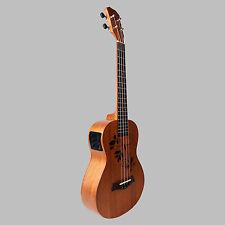 Caramel CT400 Mahogany Tenor Acoustic Electric Ukulele