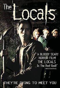 Locals (DVD, 2005) New Sealed