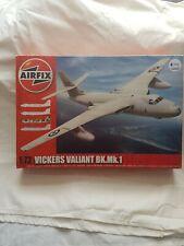 Airfix Vickers Valiant 1/72 scale