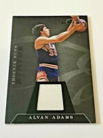 2011 Black Box Basketball Status Jersey - Alvan Adams - Phoenix Suns