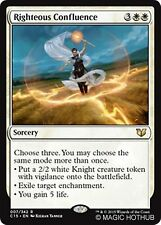 RIGHTEOUS CONFLUENCE Commander 2015 MTG White Sorcery Rare
