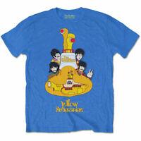 The Beatles Yellow Submarine Sub Merchandise T-Shirt M/L/XL - Neu