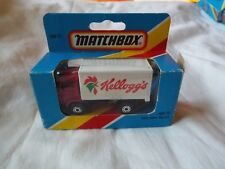 MATCHBOX MB72 DELIVERY TRUCK KELLOGG'S