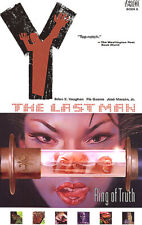 Y: The Last Man - Ring of Truth, Book 5 TP - NEW - Graphic Novel - Vol Volume 05