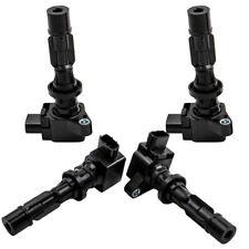 4pc Ignition Coil Packs L3G2-18-100B9U For Mazda 3 6 CX-7 MX-5 Tribute L3 LF L5