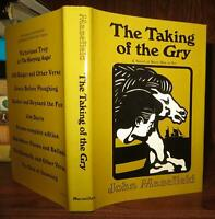 Masefield, John THE TAKING OF THE GRY  1st Edition 3rd Printing