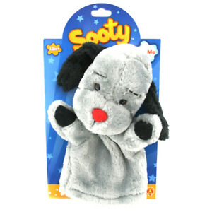 Sweep Hand Puppet from The Sooty Show Super Soft Toy
